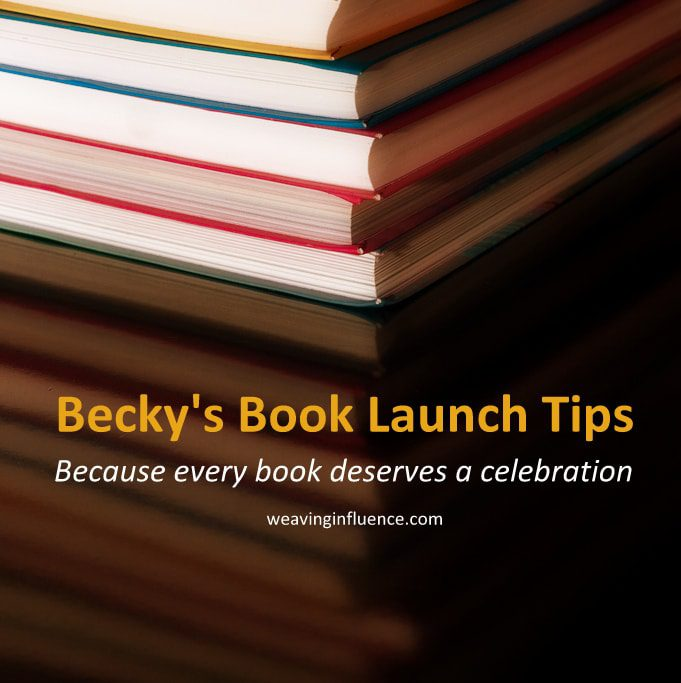 Best Book Launch Tips: Gather Tweetables
