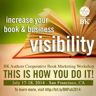 Featured on Friday: 2014 Berrett-Koehler Author Event