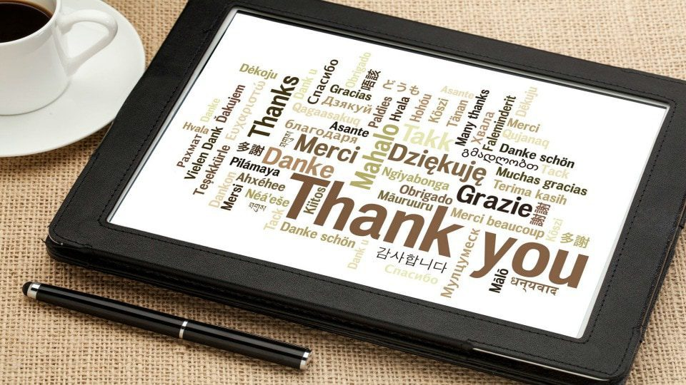 5 Ways to Show Gratitude Online