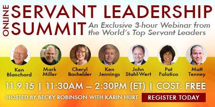Online Servant Leadership Summit