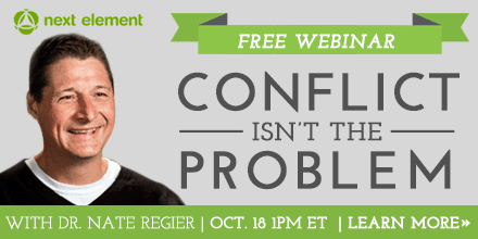 Conflict Isn't The Problem – with Nate Regier