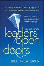 Leaders Open Doors by Bill Treasurer