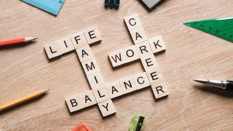Guess What? Work and Life Don't Have To Be at Odds