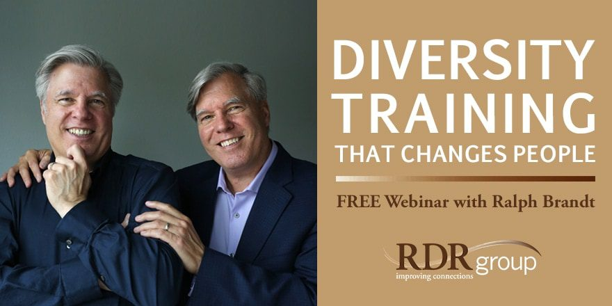 Diversity Training that Changes People – with Ralph Brandt