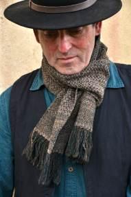 Chris crofter castle scarf brim