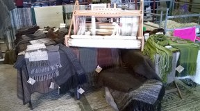 Goose Fair stall closer