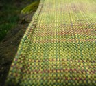 SPring green cowl detail