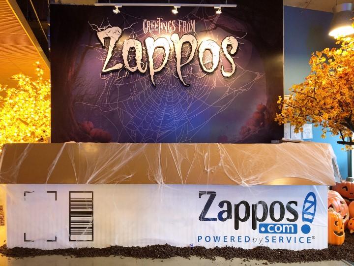 Zappos社