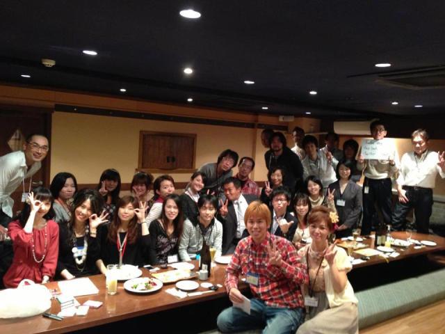 日本一早い忘年会2012in梅田