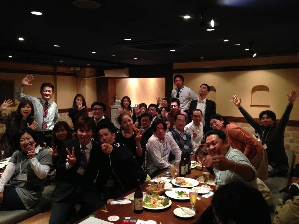 最後の日本一遅い新年会2013in梅田
