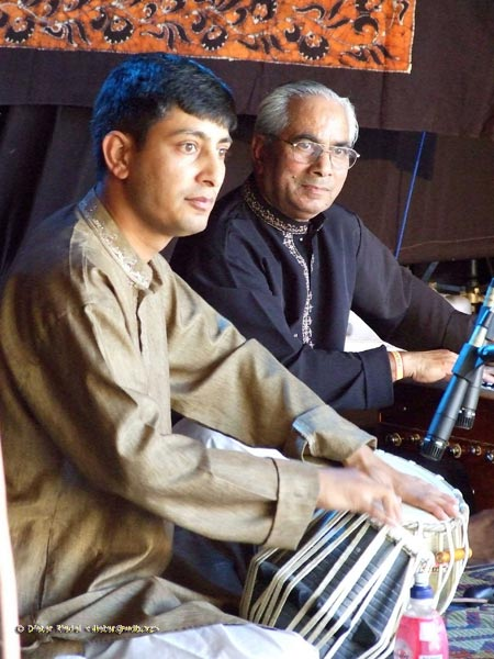 Indian Classical Music Performance with Basant