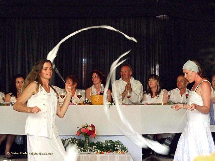 Mariage celebration dinner at Prana