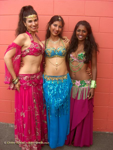 Belly Dance Performers