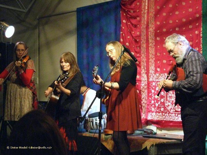 Scottish Music performance
