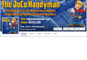 The JoCo Handyman Facebook Page