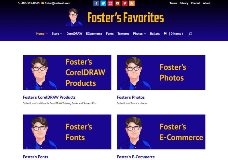 Foster's Favorites