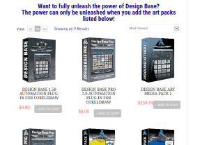 CorelDRAW Unleashed E-Commerce Store