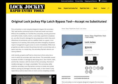 Lock Jockey