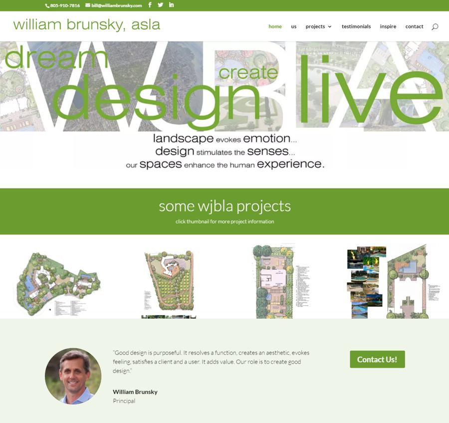 William Brunsky Home Page
