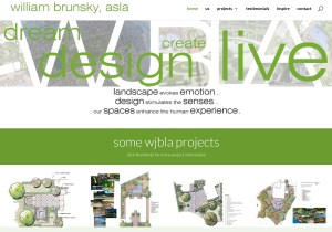 William Brunsky ASLA Web Site