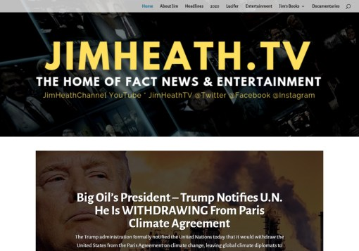 Jim Heath TV