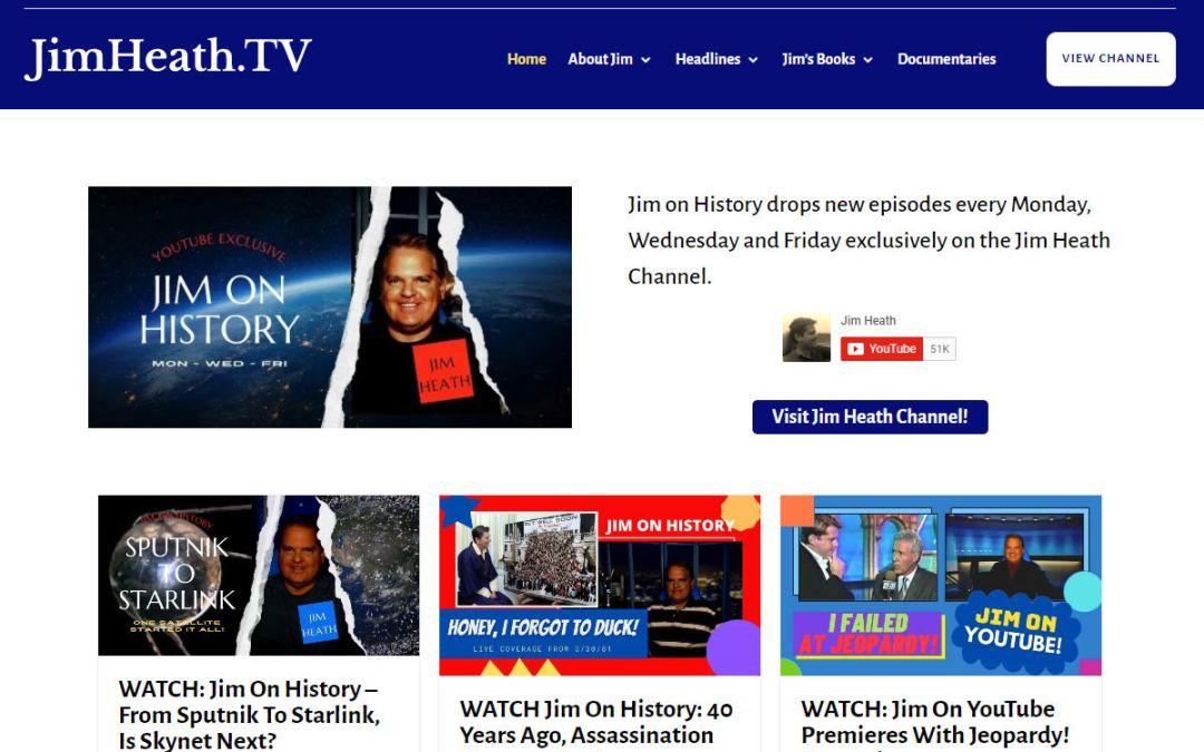Jim Heath TV