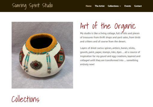 Soaring Spirit Studio Web Site