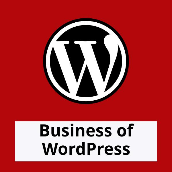 Business of WordPress Web Design