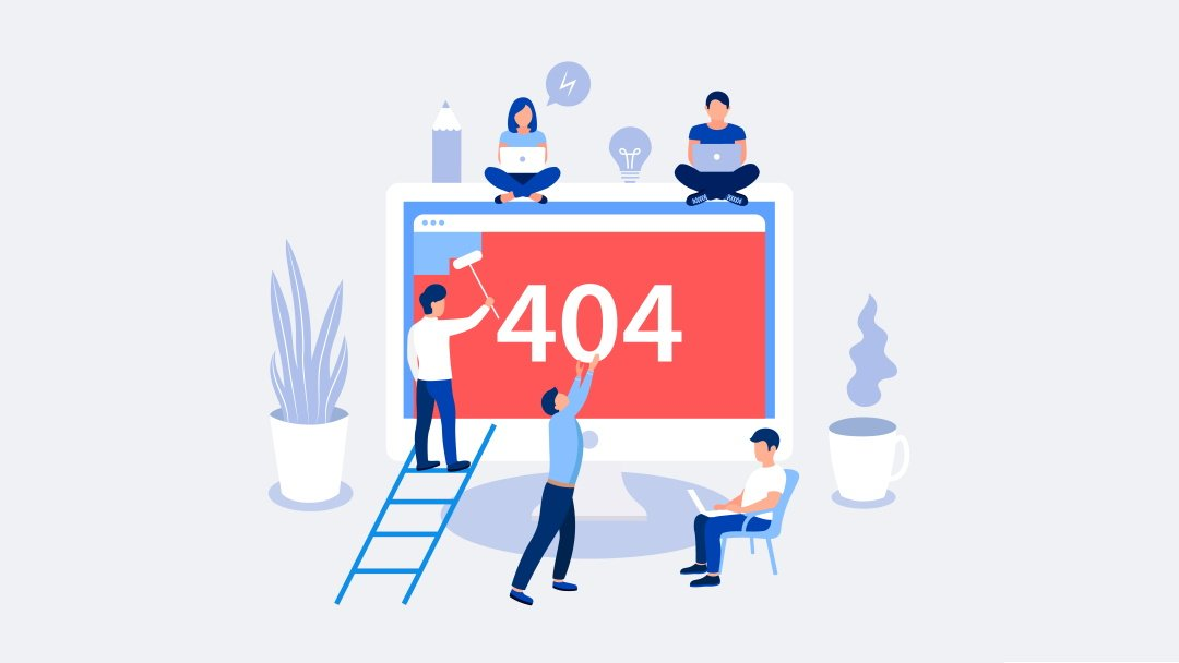 How to Create a Custom WordPress 404 Error Page