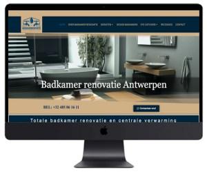 webdesign badkamer renovatie