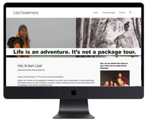 Lisa Ceulemans Webdesigner Antwerpen