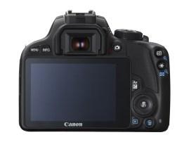 Canon EOS 100D Display