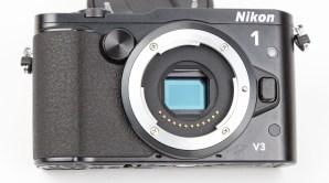 Nikon 1 V3 Body Gehäuse