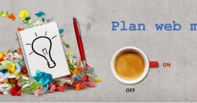 Web planning : 5 étapes pour établir un Plan web