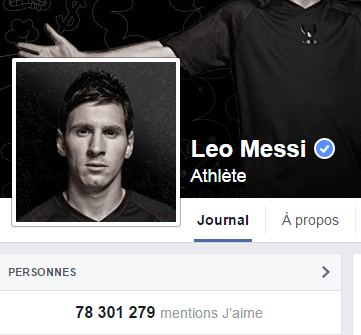j'aime des top pages N°13 (3) LEO MESSI