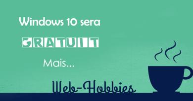 Titre-Windows10 sera Gratuit, mais
