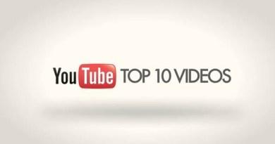 TOP 10 des vidéos YouTube les plus vues depuis sa création