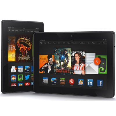 Amazon Fire HDX 8.9 : TOP 10 tablettes : Les meilleures tablettes 10 pouces en 2015