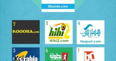 Top 10 sites de sport au Maroc -Juin 2015-