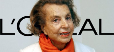 Liliane-Bettencourt-L-Oreal : TOP 10 des milliardaires les plus riches du monde