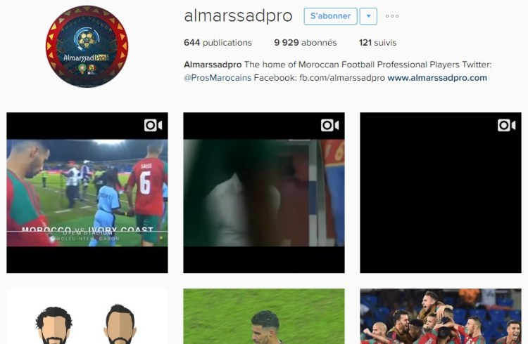 Instagram Almarssadpro