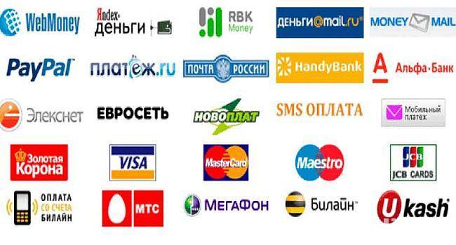 Venäjän sähköiset maksujärjestelmät