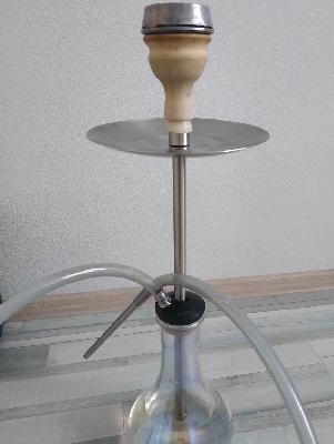 сколько прогревать чашу для кальяна с калаудом