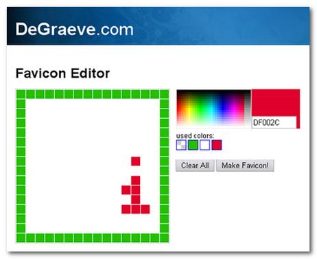 Favicon - иконка для сайта. Обзор сервисов. Сделать ...
