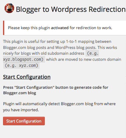 Blogger To WordPress3