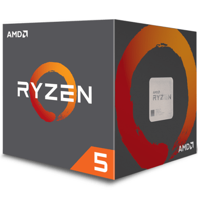 AMD Ryzen 5 1600 3.2GHz Six Core AM4 Skt Overclockable CPU