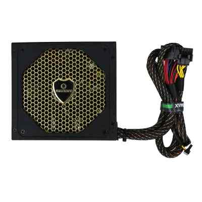 Game Max - GM500G 500w 80 Plus Gold Modular Power Supply