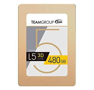 Team L5 Lite 480GB Sata III SSD