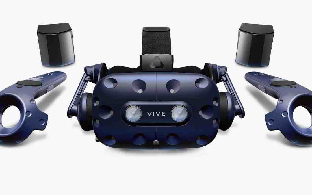 Oculus Rift vs VIVE