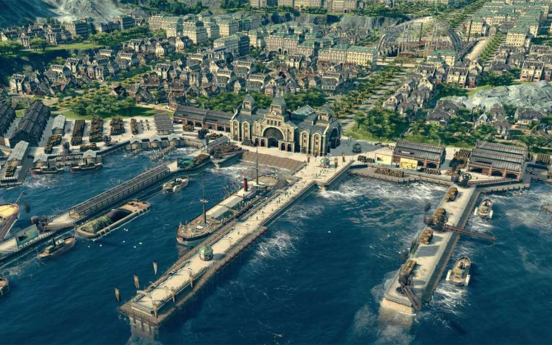 Anno 1800 System Requirements Announced